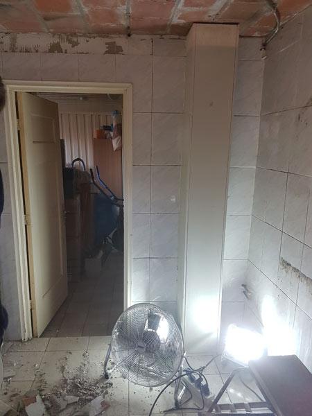Renovatie badkamer Delden